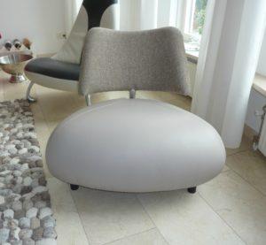 Gestoffeerd: Leolux, fauteuil Pallone